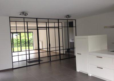 Stalen ramen en deuren Van Eeckhoudt
