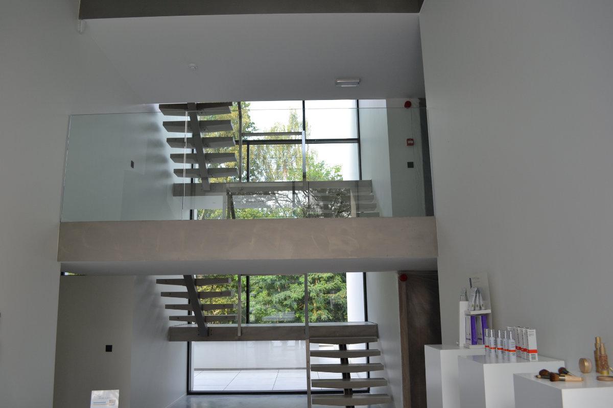 Constructies in inox en staal voor je interieur en exterieur